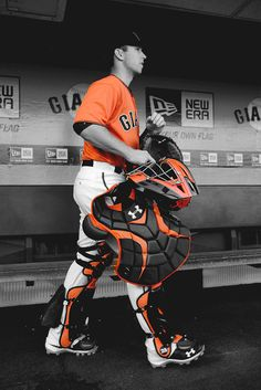 "Gerald Dempsey ""Buster"" Posey III is an American professional baseball catcher and first baseman for the San Francisco Giants of Major League Baseball."