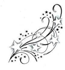 Bildergebnis für stern tattoo vorlage