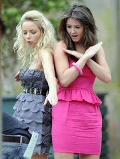 Sophie & Sian - Coronation Street's first lesbian couple. :-)