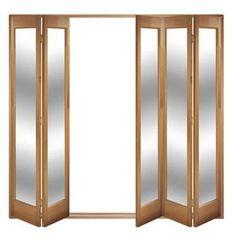 Image of Folding Doors, IFS-5MMAR Marston 5 Door Set, Frame & Glass