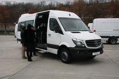 В Украине презентовали Mercedes-Benz Arobus Sprinter