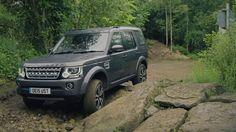 #Jaguar #LandRover Demos All-Terrain Self-Driving Research
