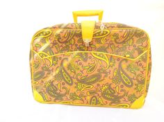vintage paisley by tessiemay on Etsy