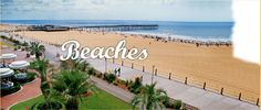 Our favorite place to go on vacation, Virginia Beach!!  :-)