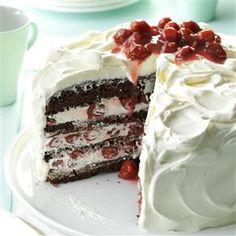 German Black Forest Cake Recipe