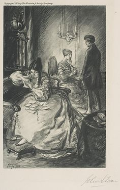 John Sloan, (American, 1871–1951). Love Letters, 1904. The Metropolitan Museum of Art, New York. Gift of Mrs. Harry Payne Whitney, 1926 (26.30.148)