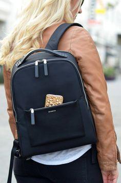 Best Travel Bags for Stylish Women. Chic Work Laptop Backpack – Samsonite Zalia … Best Travel Bags for Stylish Women. Best Laptop Backpack, Laptop Rucksack, Backpack Purse, Laptop Bags, Tumi Backpack, Chic Backpack, Best Travel Bags, Travel Bags For Women, Best Backpack For Travel