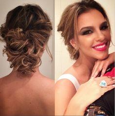 Mariana Rios exibe penteado (Foto: Instagram/ Reprodução)