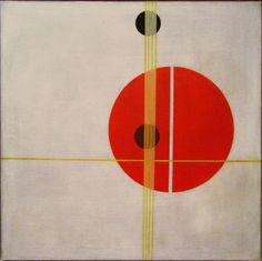 bostonroll: László Moholy-Nagy - Q 1 Suprematistic, 1923