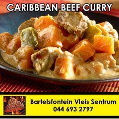 Feeling a bit #adventurous tonight? Try this #delicious Caribbean beef curry, curry with a twist. For full recipe - Click here: http://apost.link/101.