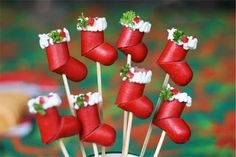 Image result for christmas horderves cute
