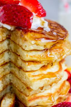 The Best Pancakes I've Ever Made