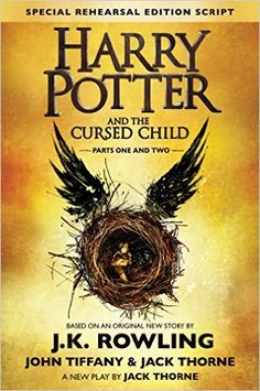 Download ebook Harry Potter and the Cursed Child - Parts One & Two by J.K…