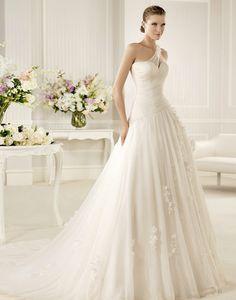 La Sposa Moron wedding dress