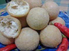 Tahu Bulat Kopong Tofu Recipes, Cake Recipes, Cooking Recipes, Indonesian Food, Indonesian Recipes, Snack Box, Street Food, Fries, Side Dishes