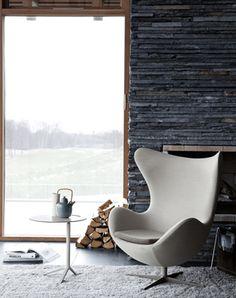 Nap chair. FRITZ HANSEN