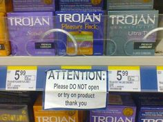 This sign at Walmart: | 22 Signs That Demand An Explanation