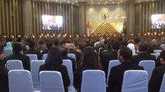 Seraya masih mengatasi 3 hambatan peradilan ini, MA masih menghadapi kendala kekurangan ribuan hakim di seluruh Indonesia