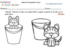 Cuadernillo complementario para 4 años, Educación Preescolar (16) Kids Math Worksheets, Preschool Learning Activities, Tracing Worksheets, Educational Activities, Numbers Preschool, Alphabet Art, Art N Craft, Math For Kids, Working With Children