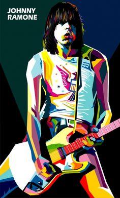 Johnny Ramone - Colors