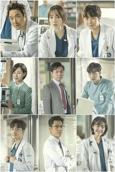 Drama Korea, Korean Drama, Lee Sung Kyung Doctors, Ahn Hyo Seop, Romantic Doctor, Web Drama, Medical Drama, Yoo Seung Ho, Kim Min
