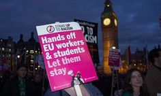 'Lots of nurses have already left': EU workers head for exit | Politics | The Guardian
