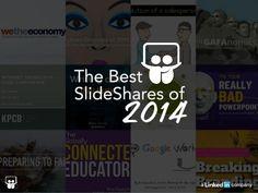 The Must-Read SlideShares of 2014 by SlideShare via slideshare