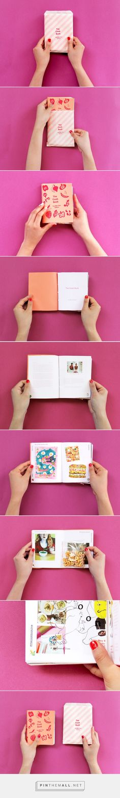The Cook Book Zine on Behance... - a grouped images picture - Pin Them All