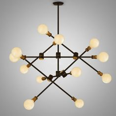 Circa - 6 line 12 heads pendant light : Tudo and co – Tudo And Co Chandelier Ceiling Lights, Pendant Lighting, Wall Lights, Chandeliers, Restaurant Lighting, Scandinavian Modern, Living Room Lighting, Beautiful Lights, Modern Lighting