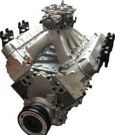 The LS3 416's heart and soul is the new 4.060 aluminum block. The 416 designation has a Mast Motorsports engineered camshaft that is custom ground on a Mast Motorsports billet cam core. The 416 Black