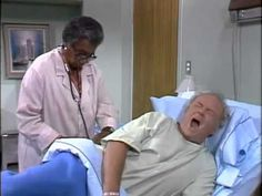 Archie Bunker and the Doctor - They just don't make shows like this anymore. So funny and not a bad word used.