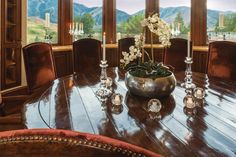 Rick and Kim Selby Sun Valley home. Photo by Tim Brown. Architect- Douglas Burdge