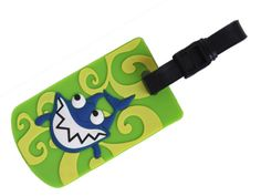 Label Shabel Offers, bag tags are made from durable plastic and come in a huge range of designs. Order your personalised bag tag online today.