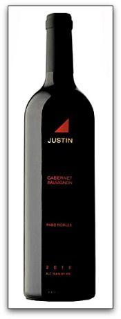 Justin-2010-Cabernet-Sauvignon - love this!!! Typical California cab- great price