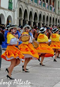 #Carnaval #Ayacuchano 2014