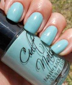 OWN: Cult Nails - Manipulative (Divas & Dramas Collection Spring 2012) / CultNails