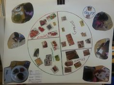 MyPlate photo collage activity for kids