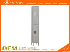 Standard Locker •Latching: Lift Die-Cast Handle,Economical Friction Catch Latch. Stainless Steel Recessed Handle:  Multi-Point Latching,Stainless Steel Recessed Handle:  Single-Point Latching.ventilation type: round, diamond, shutters, square and solid•Fittings:Single hook, double hook, extended single hook,hang garment lever.  fromSurface treatment: plastic spraying Material: cold-rolled steel xingyi@xingyimetal.com