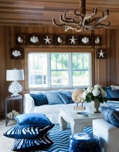 Creating Beautiful Beach Theme for Home Decor