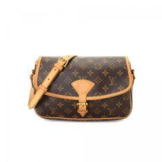 68d94d6e024d5 Louis Vuitton Sologne Monogram Coated Canvas - LXRandCo - Pre-Owned Luxury  Vintage