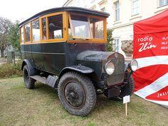 1918 Praga V bus