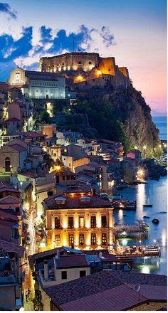 Scilla, Calabria - Italy