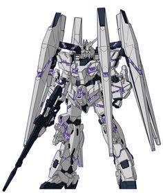"""アヤマ on Twitter: """"RX-0 3号機 パンドラ… """" Gundam Wing, Gundam Art, Zeta Gundam, Gundam Wallpapers, Fighting Robots, Frame Arms Girl, Gundam Custom Build, Cool Robots, Sci Fi Armor"""
