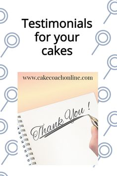 There is a technique used by successful cake decorators - which is largely ignored by others. And this concerns communicating with your totally delighted customers. And asking them to do something for you, since they were so happy with your service. Read our blog to discover our hints and tips.