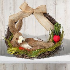 Bunny Crafts, Easter Crafts, Easter Decor, Easter Table, Easter Ideas, Money Bouquet, Sleeping Bunny, Easter Projects, Craft Projects