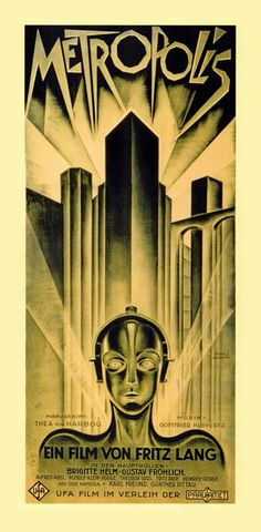 Record-Breaking 'Metropolis' Poster Goes Up For Auction!