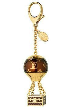 Louis Vuitton key ring