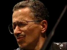 """Keith Jarrett is among few jazz pianists equally  adept in the performance of classical music.  Born in Allentown, Pennsylvania in 1945 he began  playing piano at the age of three and would be a  member of Art Balkey's """"Jazz Messengers"""" by the  time he was twenty. / My Funny Valentine, Keith Jarrett Trio"""