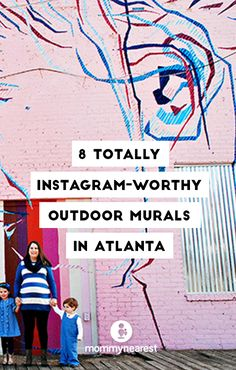 Be sure to bring a camera or smartphone to capture these fun photo ops—they're all perfect for Instagram (and no filter necessary!). Here are a just a handful of our favorites outdoor murals in Atlanta.