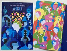 Melinda Beck: illustration for the Directory of Illustration